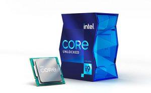 Rocket Lake intel core i9